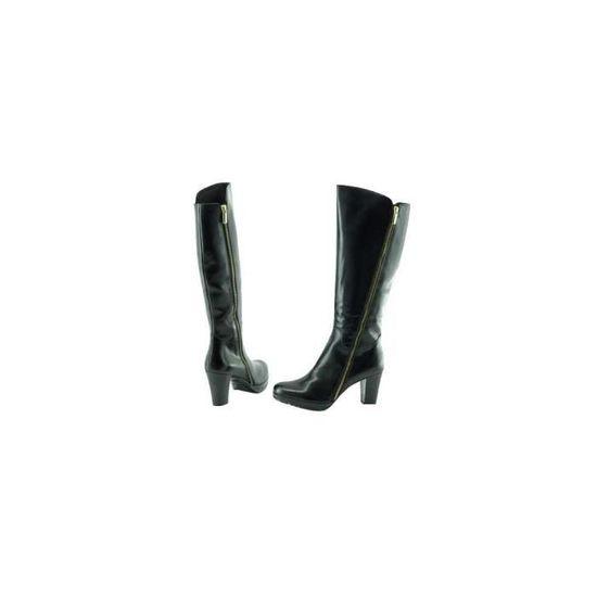 Botte Noir Chaussure Péralta Luxe Plumers Mode Bottes Cuir Plateforme Femme À Marques 7qOTwxP