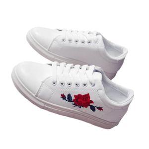 Xz938d5xz938d5casual Femmes Brodé De Fleurs Courir Chaussures Plates Rauxfpwi-144059-7221274 Superior Quality In