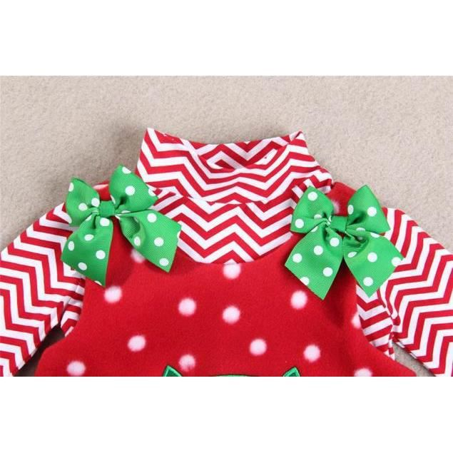Filles Enfants Hibou de Noël Costume enfant princesse robe de soirée 100cm Noël HA819