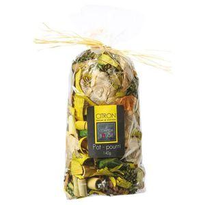 POT POURRI Pot-pourri - 140 g - Citron