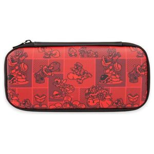 PACK ACCESSOIRE POWER A - Slim Case Mario for Nintendo Switch
