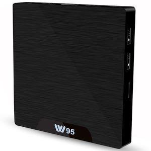 BOX MULTIMEDIA XEX W95 Amlogic S905W TV Box 2.4GHz WiFi Android 7