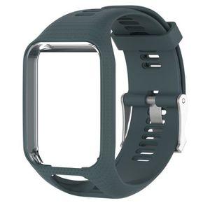 MONTRE Mode Bracelet de remplacement courroie en silicone