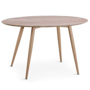 Table manger ovale achat vente table manger ovale - Table ovale scandinave ...