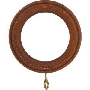 anneau en bois pour rideau achat vente anneau en bois pour rideau pas cher cdiscount. Black Bedroom Furniture Sets. Home Design Ideas