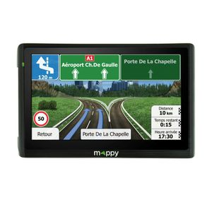 GPS AUTO GPS Mappy Iti E411