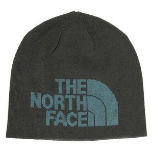 haut fonctionnaire belles chaussures 100% de satisfaction Vêtements homme Bonnets The North Face Highline Gris Gris ...