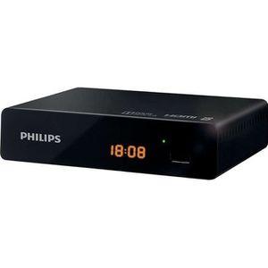 RÉCEPTEUR - DÉCODEUR   Récepteur Philips DTR3000 TNT HD USB