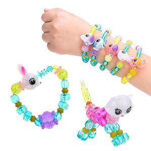 SUPPORTS BIJOUX  SHOP STORY - Bracelet Animal Magique Élastique et