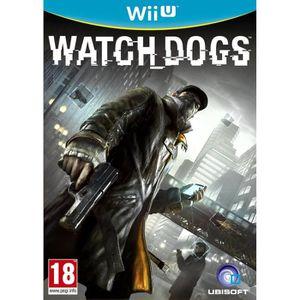 JEU WII U WATCH DOGS [IMPORT ALLEMAND] [JEU WII U]