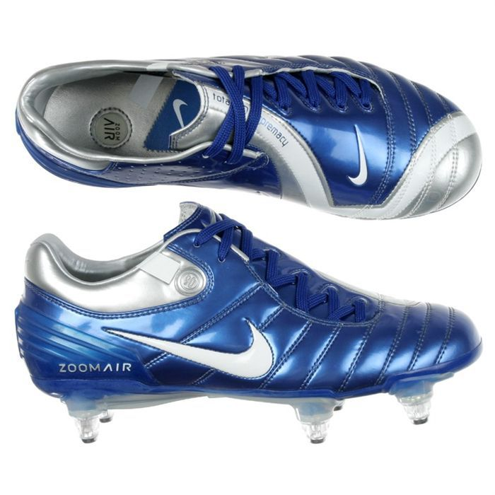 new styles 2d94b 93e2e CHAUSSURES DE FOOTBALL NIKE Air Zoom Total 90 Supremacy SG