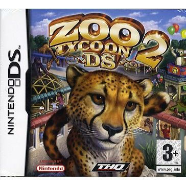 zoo tycoon 2 jeu console nintendo ds achat vente jeu ds dsi zoo tycoon 2 cdiscount. Black Bedroom Furniture Sets. Home Design Ideas