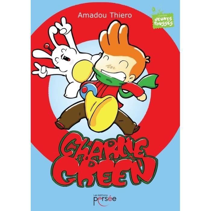 Livre 6-9 ANS Charlie Green
