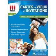 Cartes de VŒux & Invitations