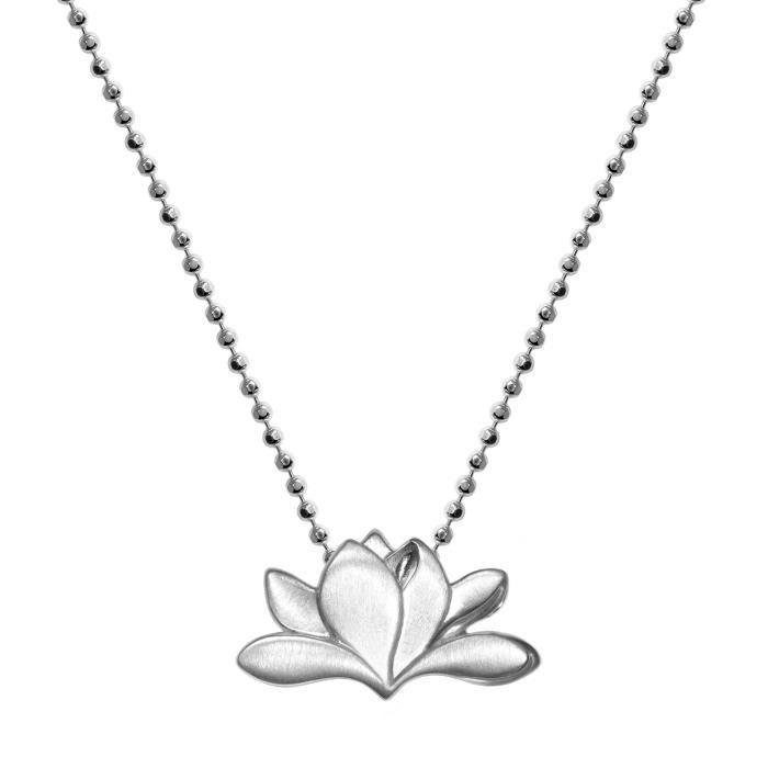Alex Woo Petits Seasons » argent 925 collier pendentif Magnolia de longueur 41cm 1Z8P0R
