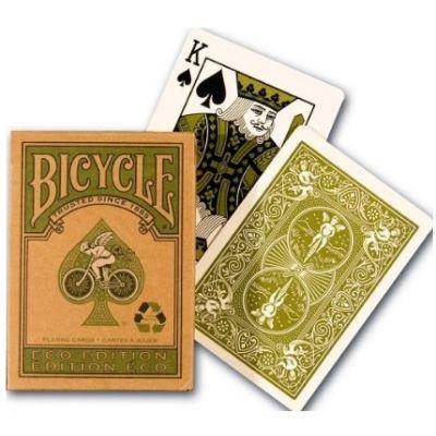 Carte Bicycle Cdiscount.Cartes Bicycle Edition Eco Ecologique