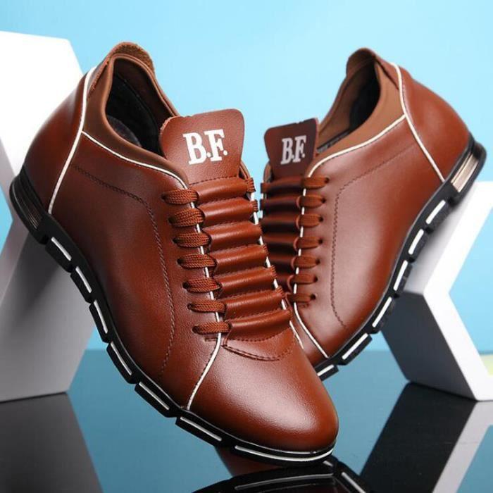 De Sport Perméable L'air Chaussures Pour Hommes À Cuir Solide En ZlwOTPkXiu