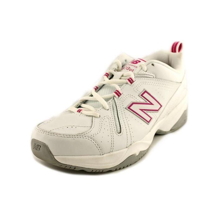 BASKET New Balance WX608 Large Cuir Chaussure de Marche