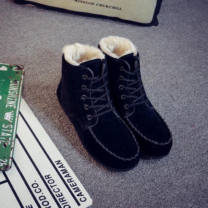 BOTTE Deuxsuns®Nouvelles chaussures chaudes des femmes c