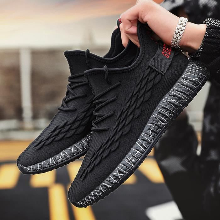 Noir De Course Léger Homme Baskets Respirant Poids Chaussures hQrdxtsC