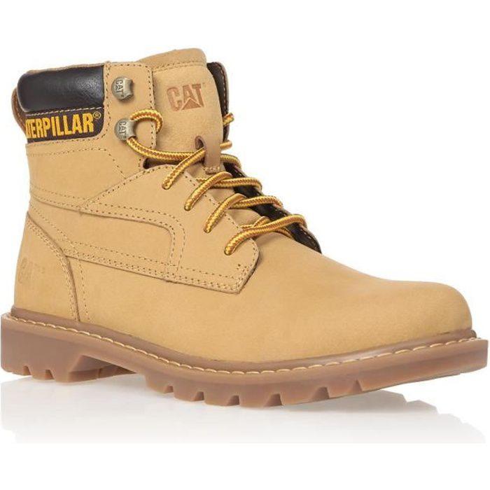 Chaussures Caterpillar marron femme 9hH5o