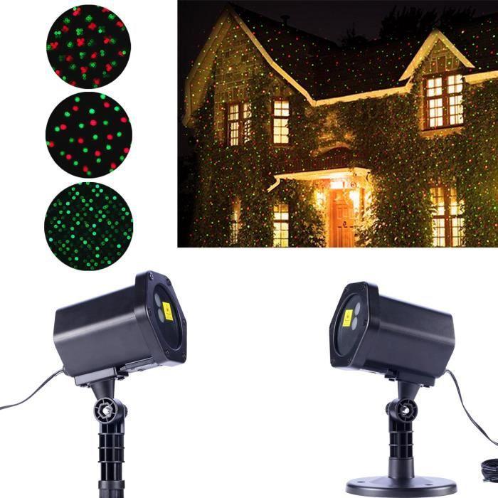 Finest projecteur laser nol sungle projecteur nol projecteur extrieur led a uua with projecteur for Avis star shower motion