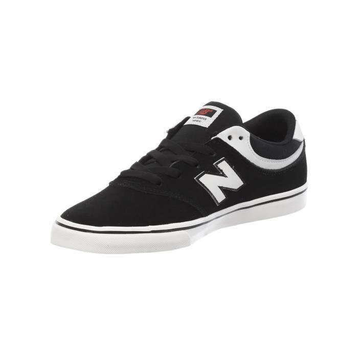 Chaussure New Balance Numeric Quincy 254 Noir-Sea Salt