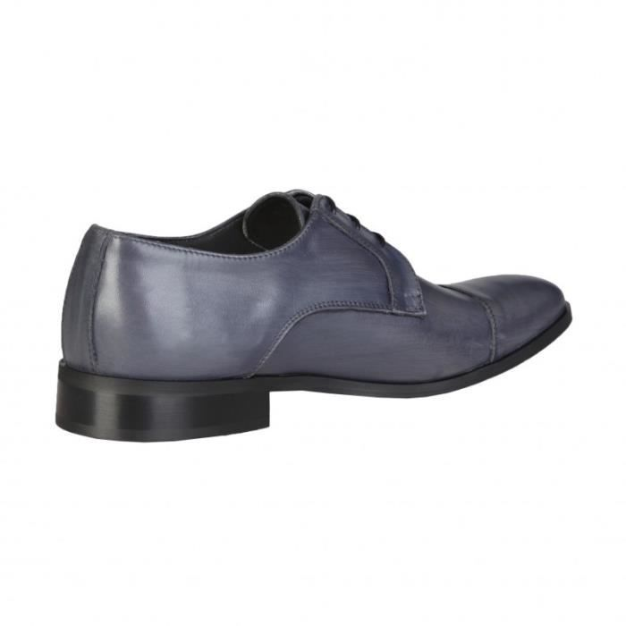 Moliere - Made in Italia - Chaussures à lacets pour Homme noir Made in Italia oUrbD2Wh