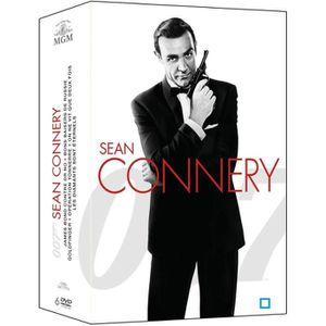 DVD FILM DVD Coffret James Bond, Sean Connery : James Bo...