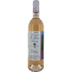 VIN ROSÉ Domaine La Dona Tigana 2015 Cassis - Vin rosé de P