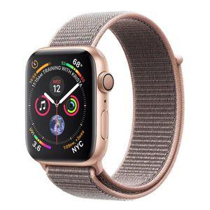 MONTRE CONNECTÉE Apple Watch Watch Series 4, OLED, Écran tactile, G