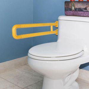 Toilette En Forme De Baignoire Barre Dappui Coulissante En Forme De