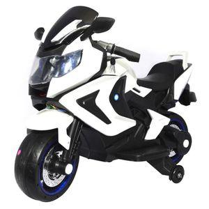 MOTO - SCOOTER Liberté, Moto électrique pour enfant 12V, Modèle B