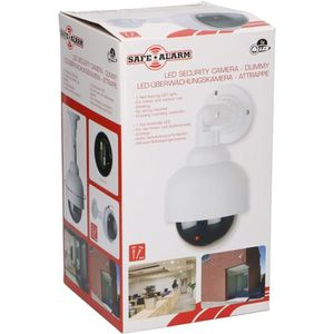 CAMÉRA FACTICE SAFE ALARM Caméra de sécurité factice Safe alarm -