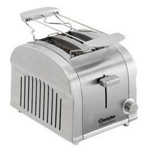 GRILLE-PAIN - TOASTER Bartscher - BA.100.201 - Grill Pain - 2 Tranches