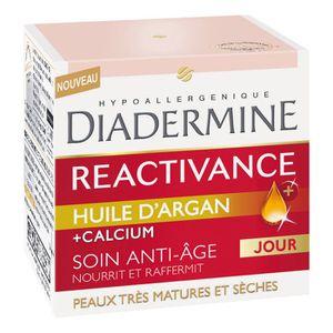 HYDRATANT VISAGE DIADERMINE Réactivante Soin Jour 50ml (x1)