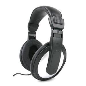 CASQUE - ÉCOUTEURS Casque gris/noir pour tablette Vtech Storio 3