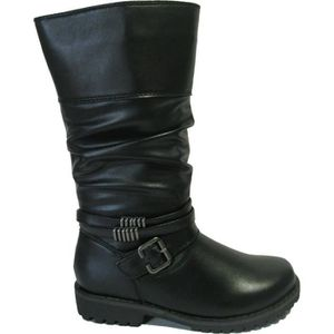 BOTTE Bottes noires pour filles