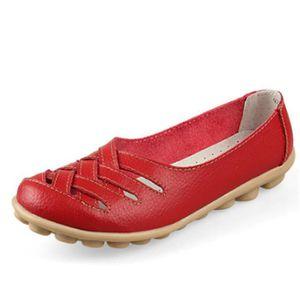 BASKET Moccasins Femme Qualité Supérieure Sneaker Women R