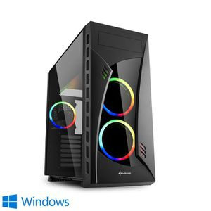 UNITÉ CENTRALE  PC Gamer, Intel i9, GTX 1080, 250 Go SSD, 2 To HDD