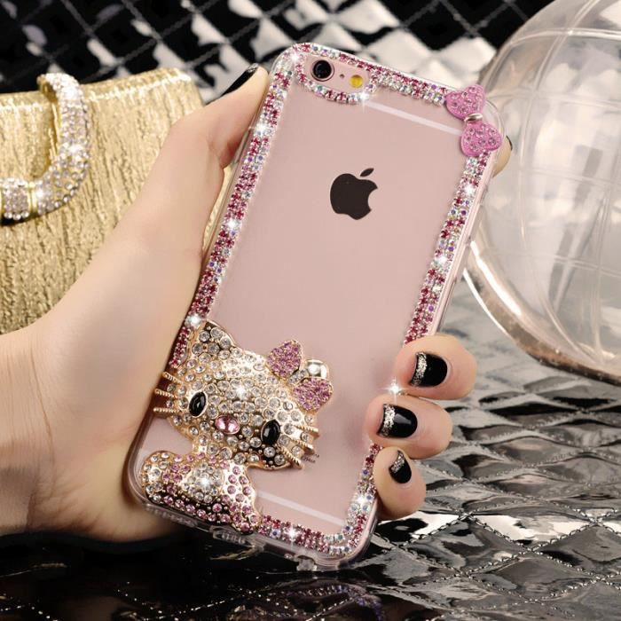 coque iphone 8 hello kitty
