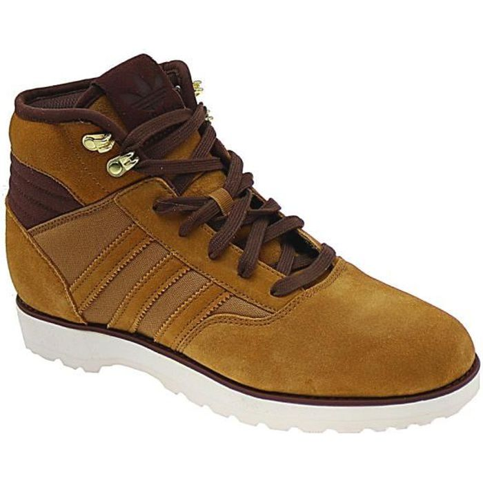Adidas Navvy 2.0M20645 Homme Baskets Brun