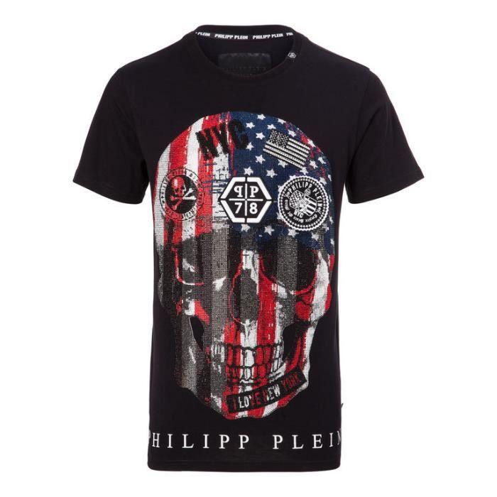 "T-SHIRT T-shirt Philipp plein ""Dan"" Homme"