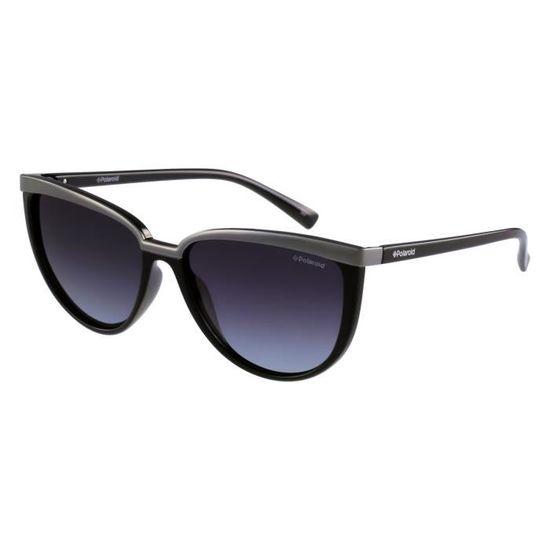 Lunettes de soleil Polaroid PLD 4016-S -D28WJ Noir - Gunmetal Noir - Achat    Vente lunettes de soleil Femme - Soldes  dès le 9 janvier ! Cdiscount 7650a4dca4ae