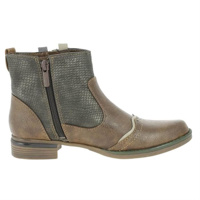 bottines / low boots 1210-507 femme mustang 1210-507