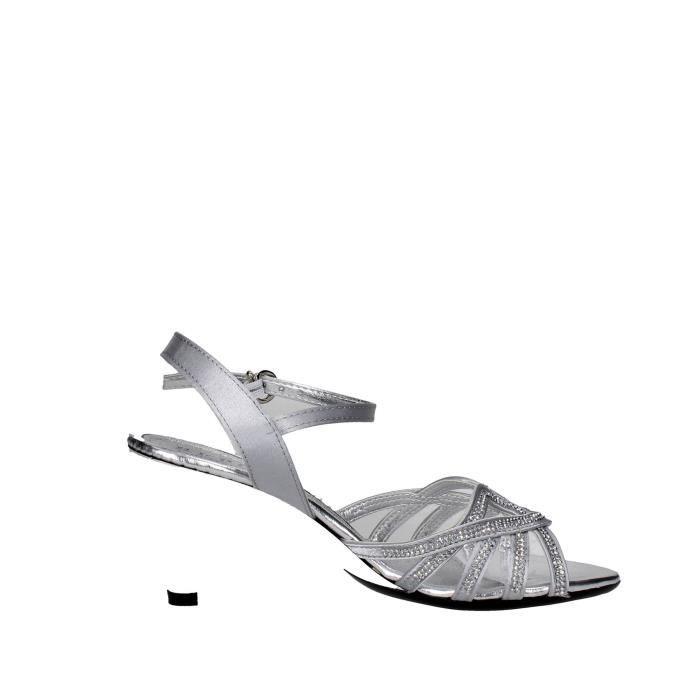 Repo Sandale Femme Argent , 40