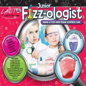 EXPÉRIENCE SCIENTIFIQUE Jeux et jouets Fizz-logue Expériences scientifique
