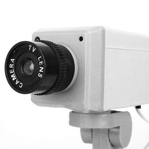 CAMÉRA FACTICE Caméra de Surveillance Fake Motorisée