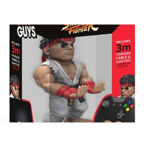 CHARGEUR CONSOLE CABLE GUYS Charging Holder - Street Fighter 5 - Ry