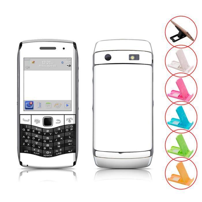 SMARTPHONE Blanc BlackBerry 9100-9105 occasion débloqué remis